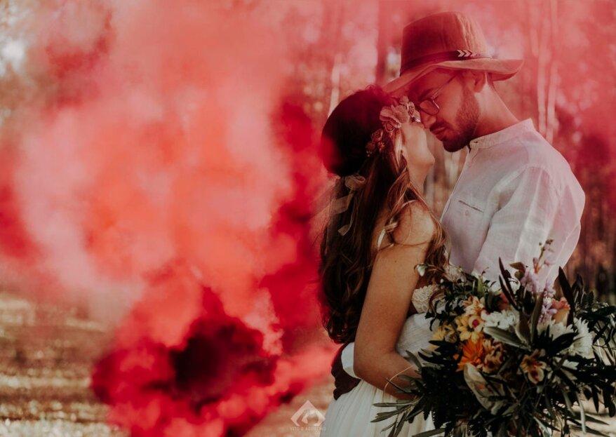 Vito D'Agostino: l'alleato giusto per rendere le vostre nozze un filmato da rivivere per tutta la vita