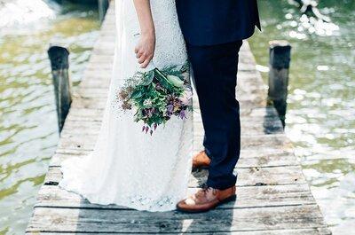 Ihre Green Wedding 2016: Nachhaltig heiraten leicht gemacht