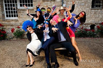 Laurence & Jimi Kelly : un duo de photographes de mariage qui présente bien des avantages