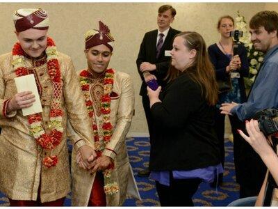 Il primo matrimonio gay tra musulmani nel Regno Unito: l'amore trionfa sempre!