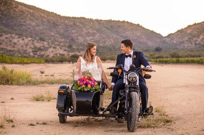 ¿Cómo elegir el estilo de mi matrimonio? ¡Nueve claves para conseguir la temática ideal!