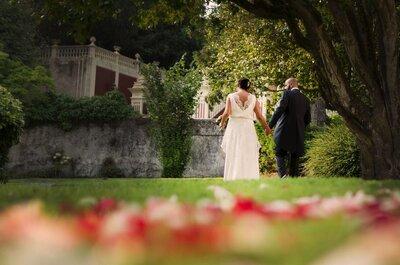 Amores para siempre: la boda de Rocío y Quique