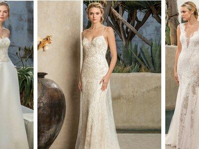Brautmode von Casablanca Bridal 2017 entdecken: Mit Brautkleidern aus der Hidden Oasis Kollektion