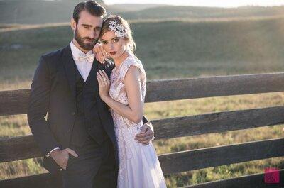 Como ser um noivo MODERNO, estiloso e elegante: trajes diferentes para homens distintos!