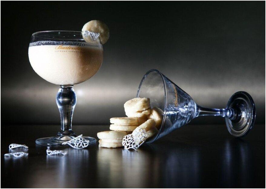 Obras de arte em forma de bebida: os cocktails que conquistarão os seus convidados!