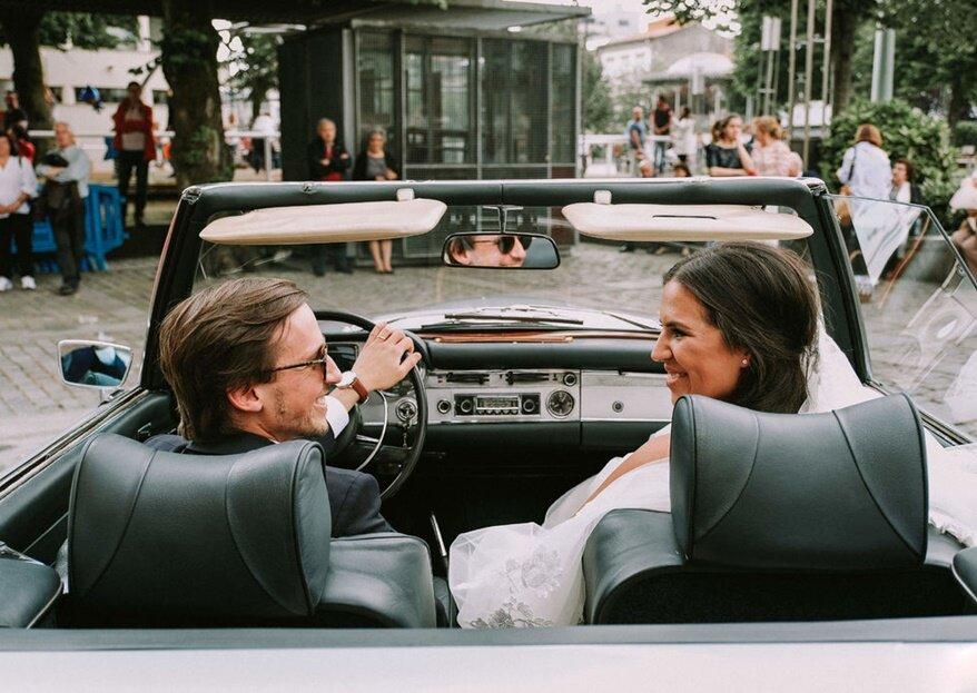 5 aspetos imprescindíveis no local de celebração do seu casamento