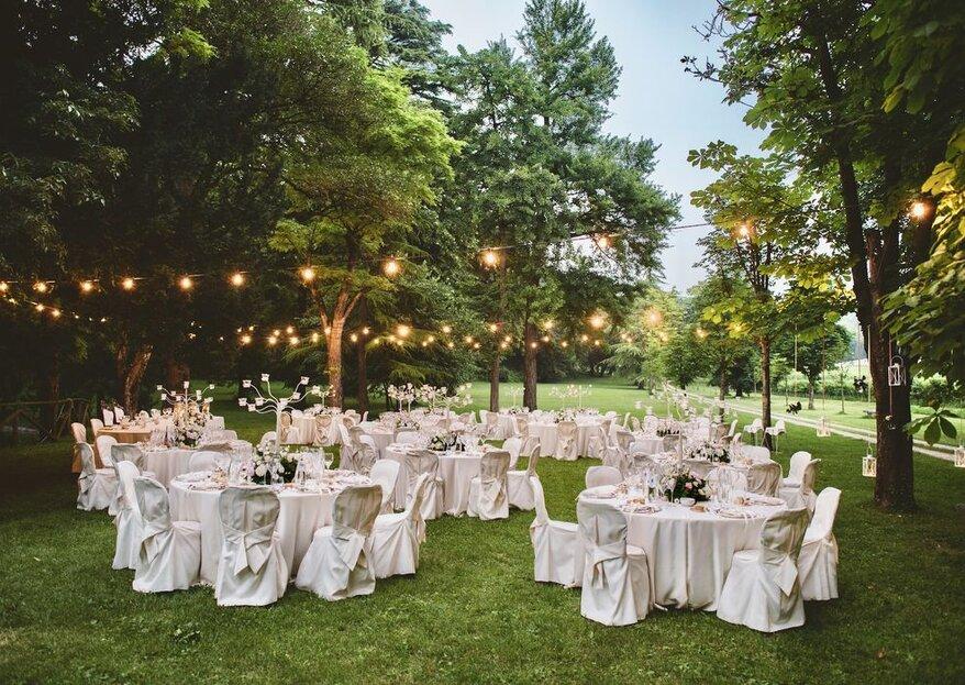 Dove sposarsi in Italia: le location più belle per il vostro ricevimento nuziale
