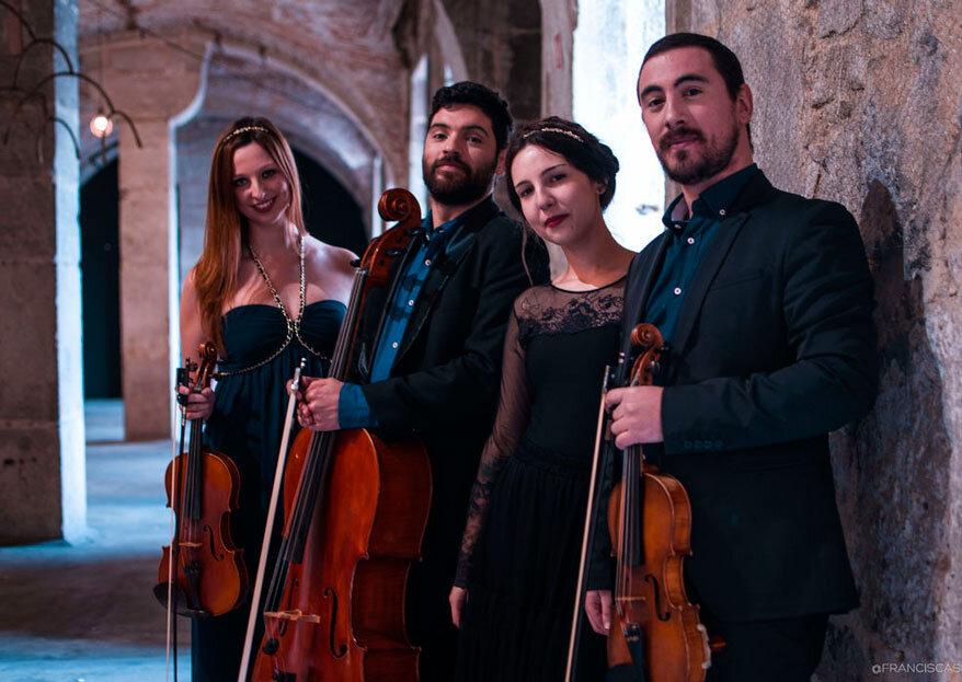 Artmusic Ensemble: A versatilidade de um grupo clássico que toca desde o pop ao rock