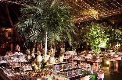 Empresas para el menú de tu boda en Cali: Las 4 mejores para deleitar a tu invitados