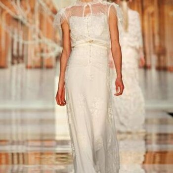 Vestidos de novia vintage 2014