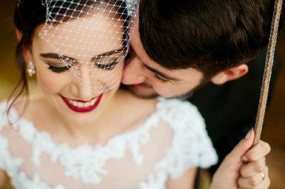 Nelyana & Bruno: casamento rústico DIY em um sítio lindo em Santa Catarina