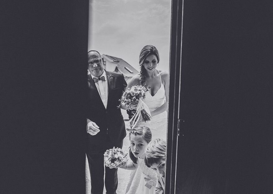 6 momentos que sempre irá recordar do seu casamento!