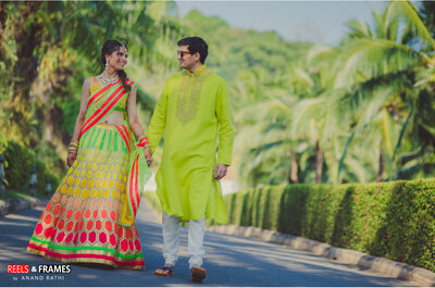 The dream destination real wedding: the wedding of Pallavi and Prabhas