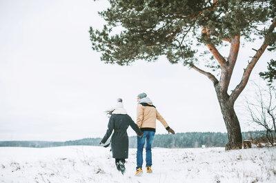 Os melhores planos de Inverno para desfrutar a dois!