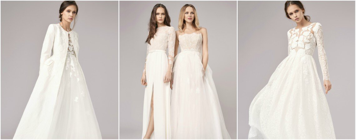 Anna Kara 2018: A Collection Of Minimal and Refined Wedding Dresses