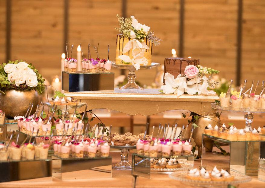 5 reglas para tener un menú de boda exitoso: ¡conócelas y saborea tu gran día!