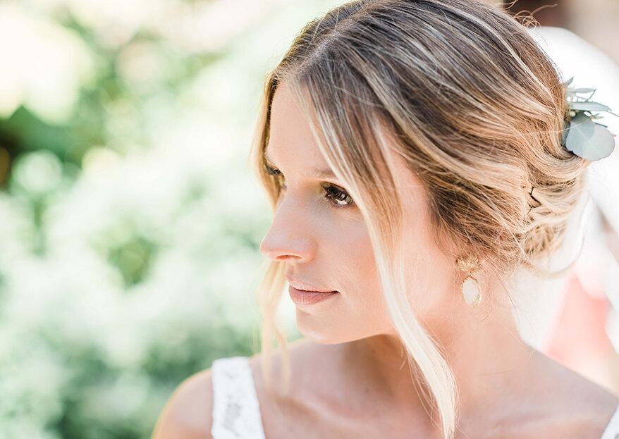 Sem dar por nada: 12 coisas que fazem de qualquer mulher uma noiva mais bonita!