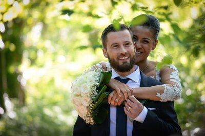 Laura + Ludovic : Un mariage émouvant et chaleureux sous le soleil d'Aix-en-Provence