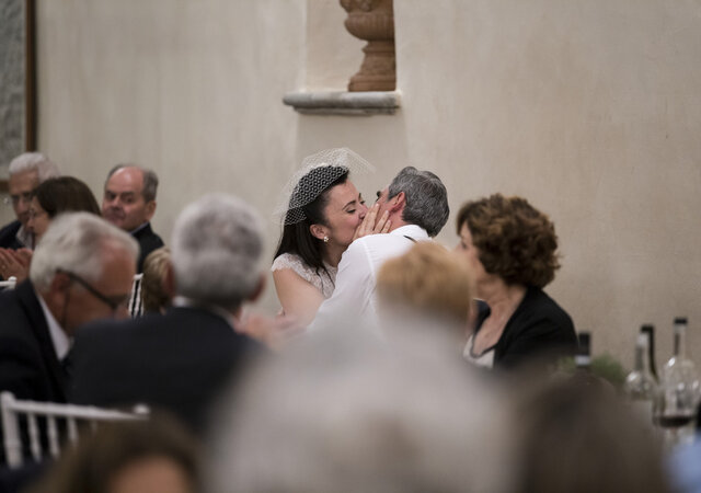 Laura and Alessio's Fabulous Florentine Wedding Day