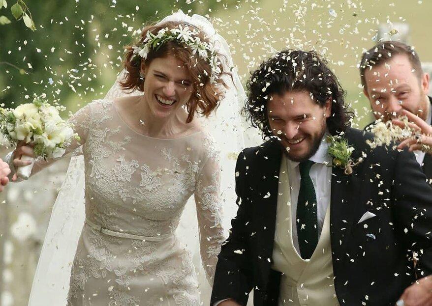 ¡Mientras tú veías el mundial Jon Snow se casó con Ygritte de Juego de Tronos!