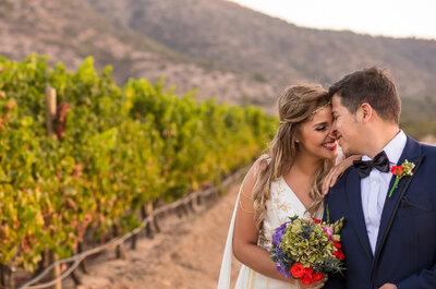 Los 7 consejos esenciales que recibirás al organizar la boda