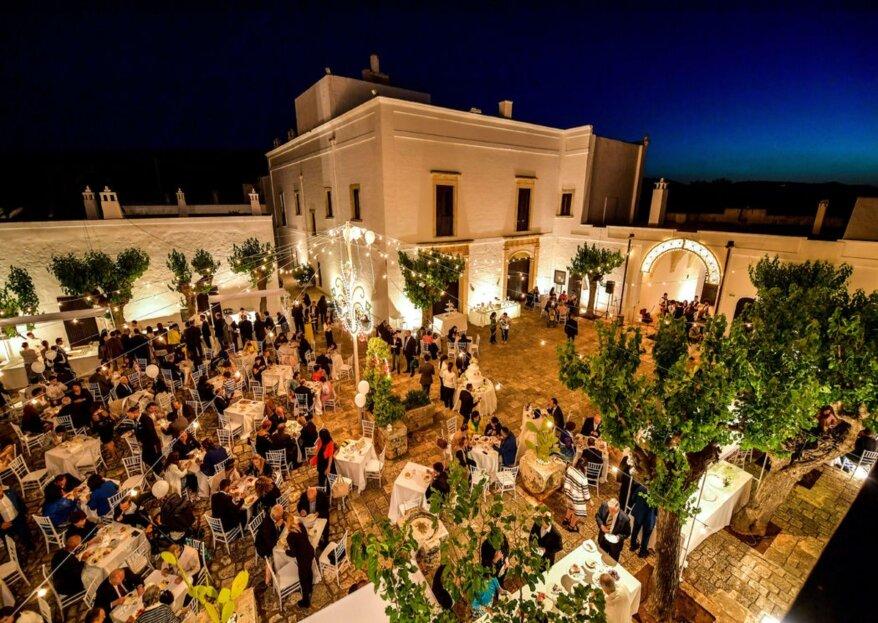 La tradizione mediterranea: sposarsi in una Masseria