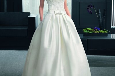 Anna Moda weiß was Bräute brauchen- Dank Profis zum passenden Brautkleid!