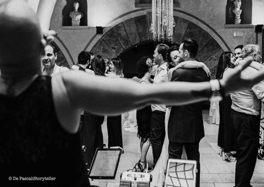 Il ritmo ideale per celebrare le tue nozze: musica maestro!