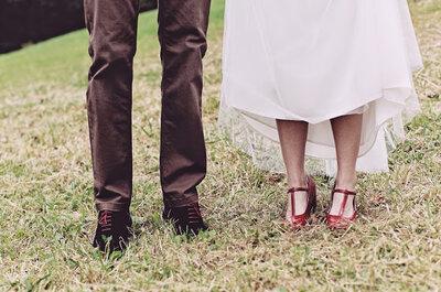 9 details géniaux pour un mariage d'un style unique