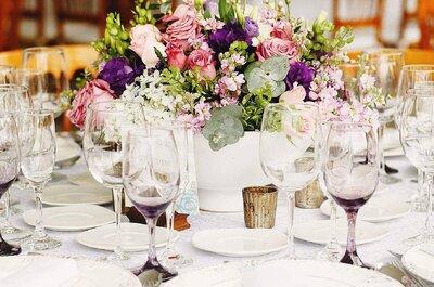 Las maneras más efectivas de elegir los colores de la boda: ¡Decoración perfecta!