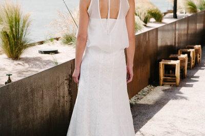 Die 69 sinnlichsten Brautkleider aus den Kollektionen 2015: Für ein sexy Auftritt an Ihrem Hochzeitstag!