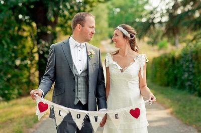 Das Hochzeitskonzept: 1000 Ideen und noch immer kein