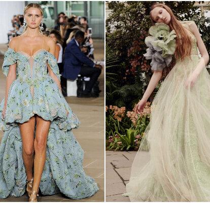 50 Vestidos De Novia De Color Diseños Originales Para