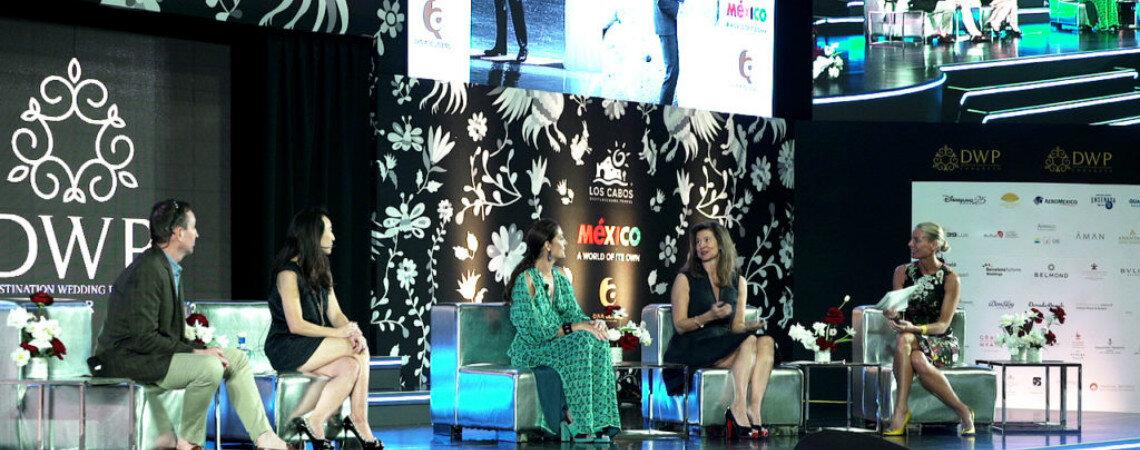 Pour sa cinquième édition, le Destination Wedding Planners Congress rencontre un succès fulgurant à Los Cabos au Mexique