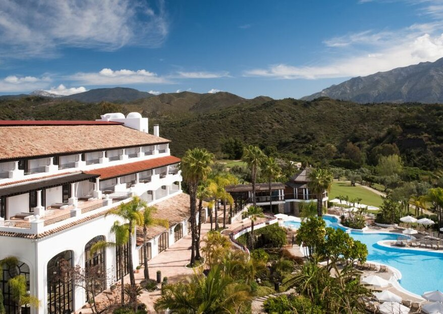 El enclave perfecto en Marbella para una boda de 5 estrellas: The Westin La Quinta Golf Resort & Spa
