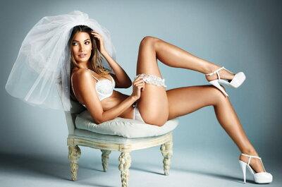¡Picardía total! 4 pasos para elegir la mejor lencería de la noche de bodas