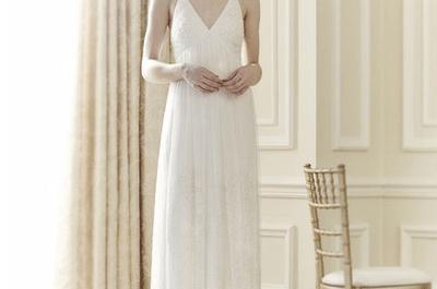 Die romantische Brautmoden-Kollektion 2014 von Jenny Packham