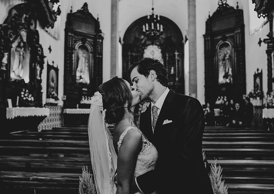 Casamento clássico ou tradicional: tudo o que deve saber sobre este estilo!