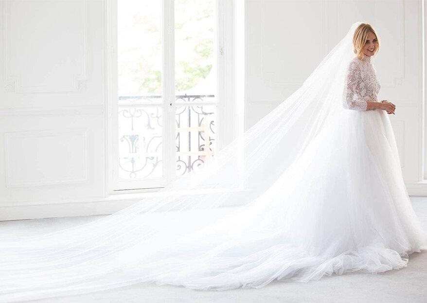 Trend Alert ditado pelas noivas famosas: descubra os vestidos que vão brilhar em 2019!