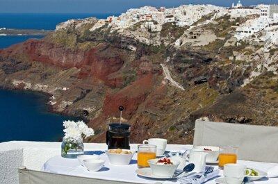 Ikies Traditional Houses: le romantisme d'un hôtel grec pour votre lune de miel!