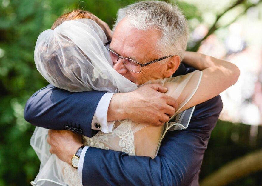 35 Dinge, für die Sie Ihren Eltern auf Ihrer Hochzeit danken sollten