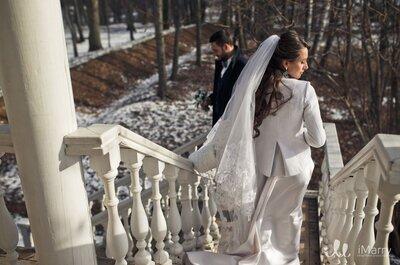 Зимняя сказка Петра и Екатерины, проникнутая обаянием русской деревни и романтикой пушкинских мест!