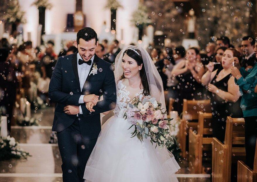 Requisitos y documentos que necesitas para tu boda civil y religiosa