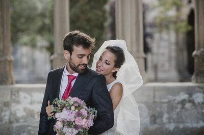 Cuando los detalles colman de felicidad: la boda de Laia y Edgar