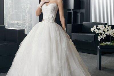 Op zoek naar die ene droom trouwjurk? Ontdek nu de nieuwe Two collectie van Rosa Clará