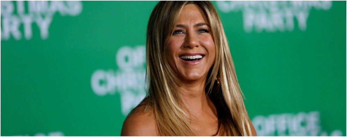 Jennifer Aniston va être mère à 48 ans!