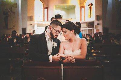 ¿Cuál es la importancia y el significado de la ceremonia religiosa en una boda?