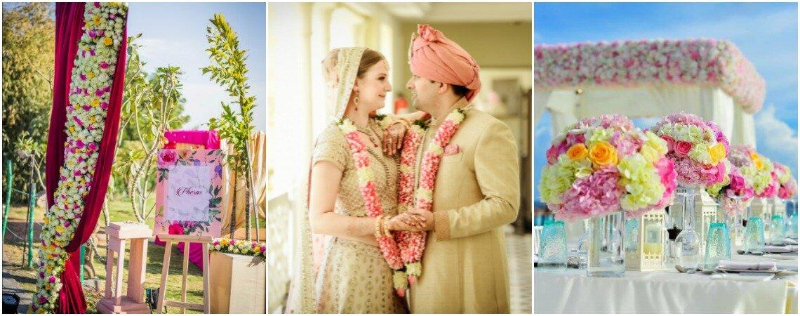 Top 5 wedding planners in Udaipur