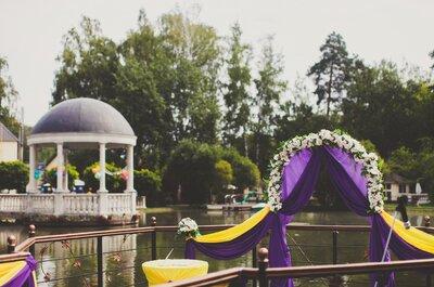 Свадебная арка своими руками. 40 идей для вашей свадьбы