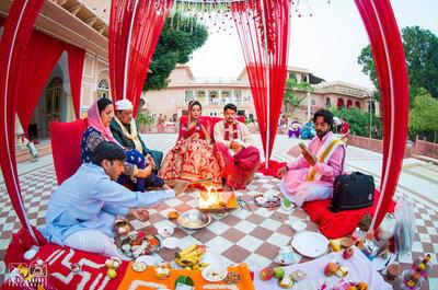 Top 6 destination wedding venues in Jaipur